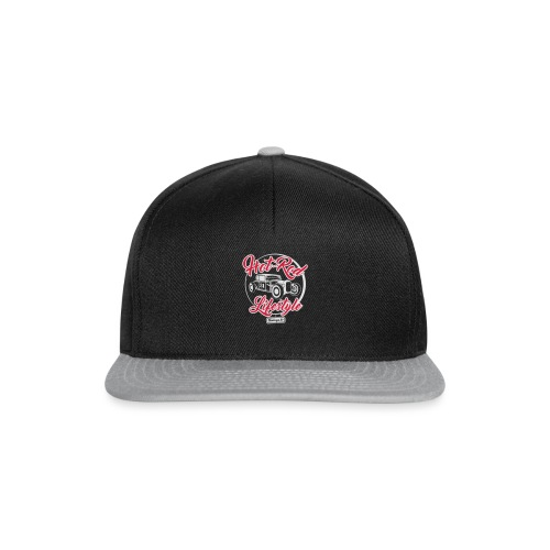 Hot-Rod Lifestyle 3 - Casquette snapback