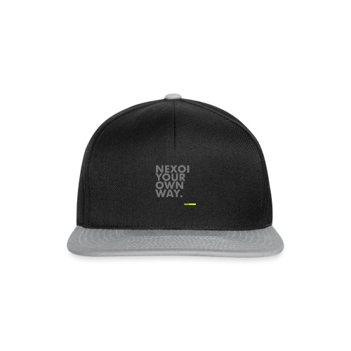 Backpack Newman collection - Snapback Cap