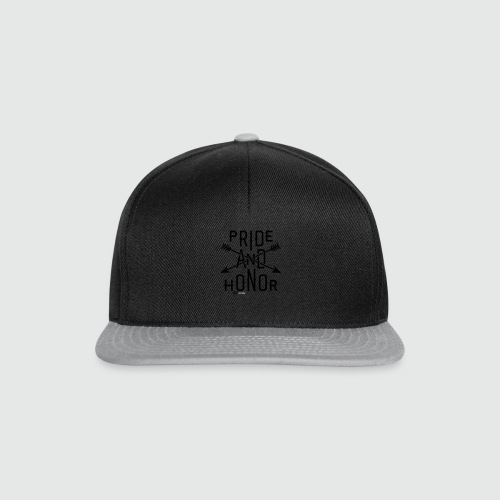 PRIDE - Snapback cap