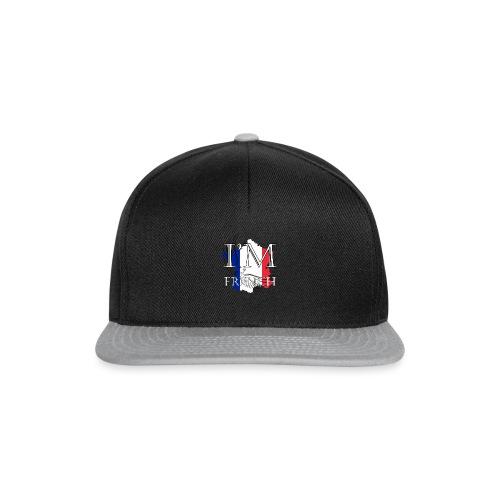 I am French - Snapback Cap