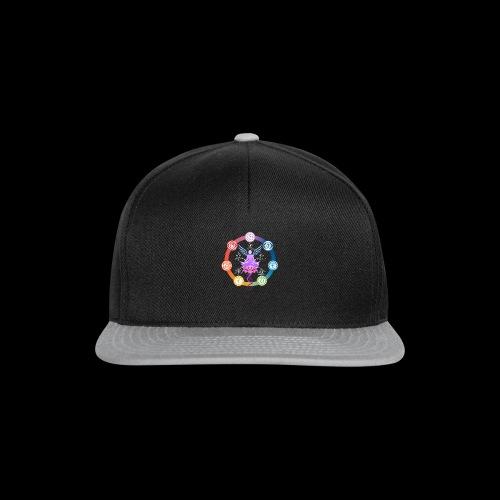 armonia delle energie all colors - Snapback Cap