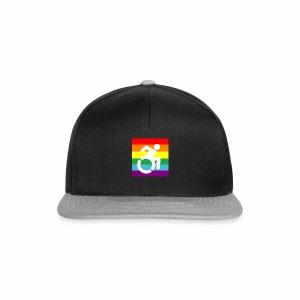 DISABLEDPROUD - Snapback cap