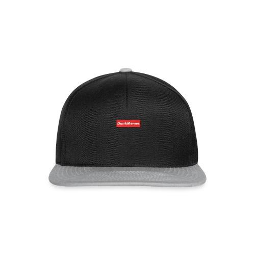 DankMemes Supreme Classic Logo - Snapback Cap