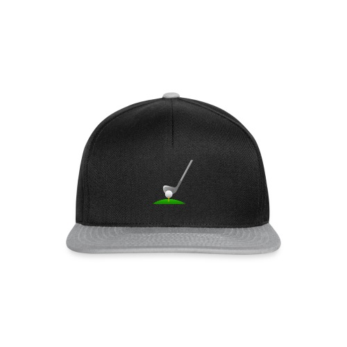 Golf Ball PNG - Gorra Snapback