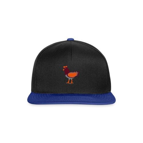 Cock.svg - Snapback Cap