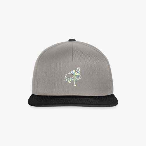 Ins4ne Flamingo color - Snapback Cap
