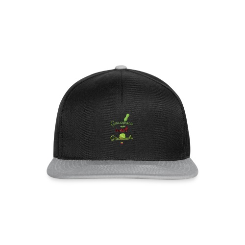 Guasacaca is not Guacamole (with flag) - Gorra Snapback