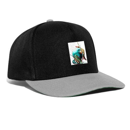 happy fish - Gorra Snapback