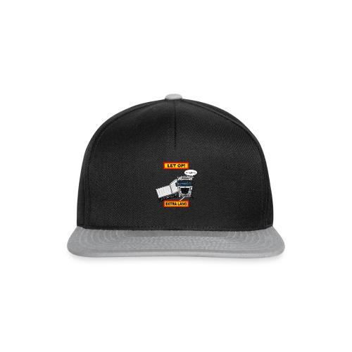 0850 extra lang - Snapback cap