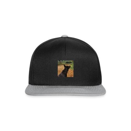 Schwarzer DSH - Snapback Cap