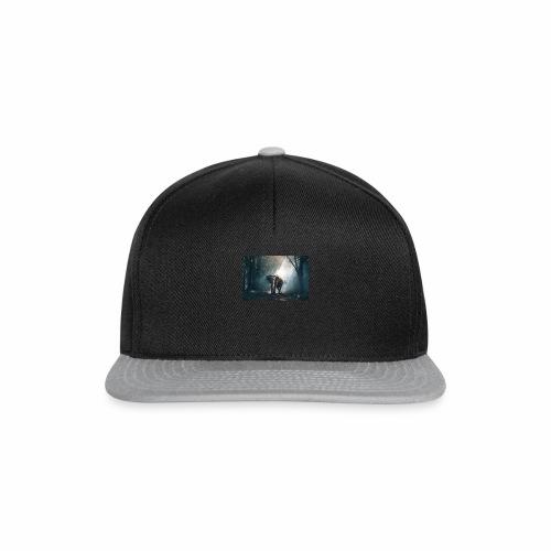 elephant 1822636 480 - Snapback Cap