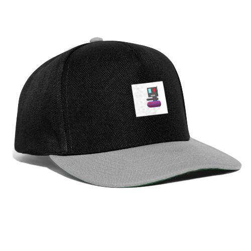 OG dis logo - Snapback Cap