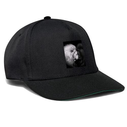 Löwe trifft Löwe - Snapback Cap