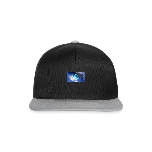 Der blau auge lets s player - Snapback Cap