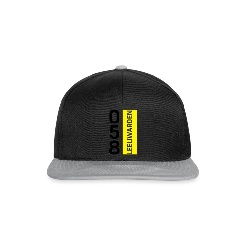 058 - Snapback Cap