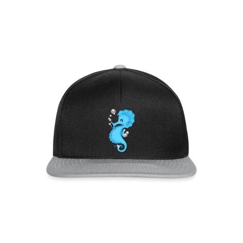 Seebastian Seepferdchen - Snapback Cap