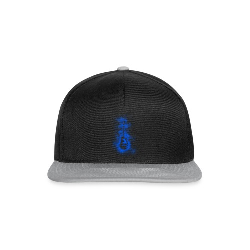 Blue Muse - Snapback Cap