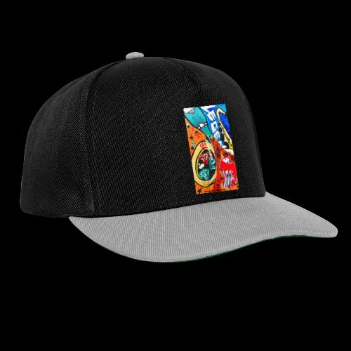 Altosax - Snapback cap