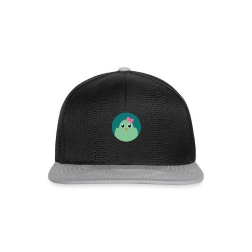 romper girl - Snapback Cap