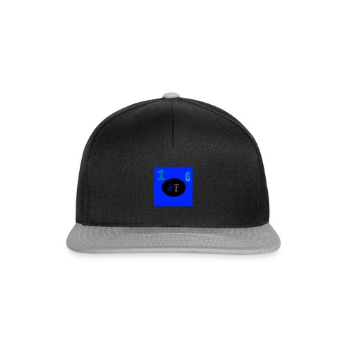 JakeyTruck16 special logo - Snapback Cap