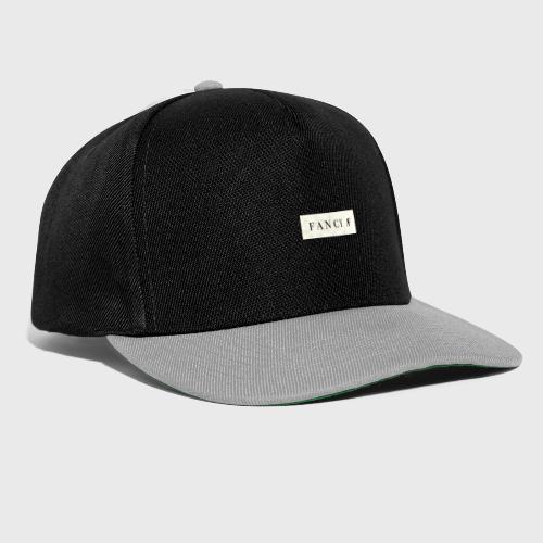 Fancy AF - Snapback cap