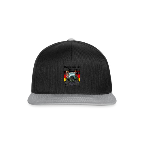 quality made in germany F - Snapback cap