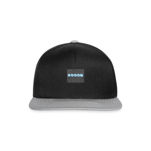 BOOOM - Snapback Cap