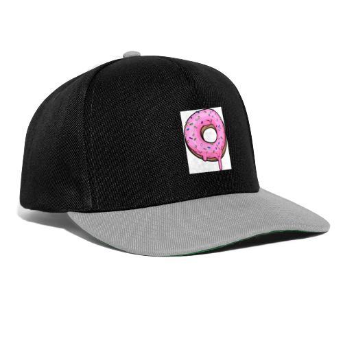 Donut derretido - Gorra Snapback