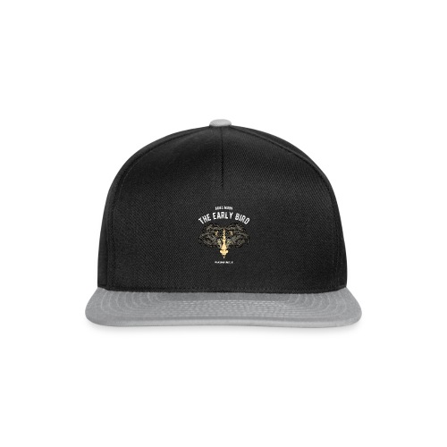 Aries Moon Dark - Snapback Cap
