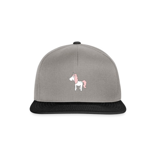 unicorn as we all want them - Snapback Cap
