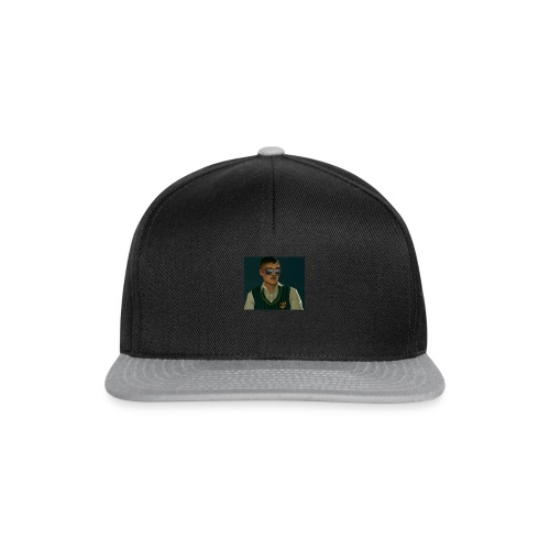 Larrytoba Merch - Snapback Cap