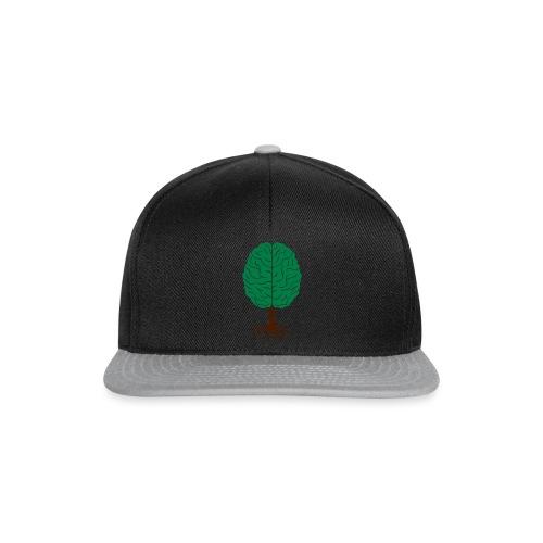 Brain tree - Snapback cap