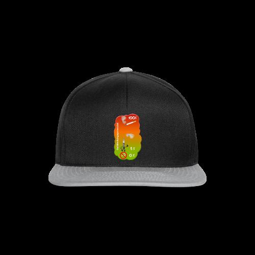 Gefährdungspotenzial - Snapback Cap