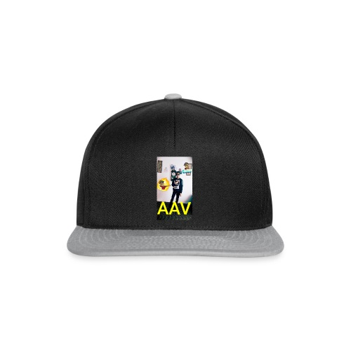 Adam Ali Vlogs Design 1 - Snapback Cap
