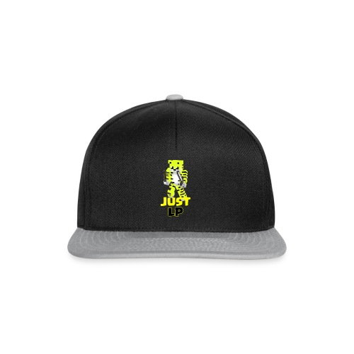 JustLP - Snapback Cap