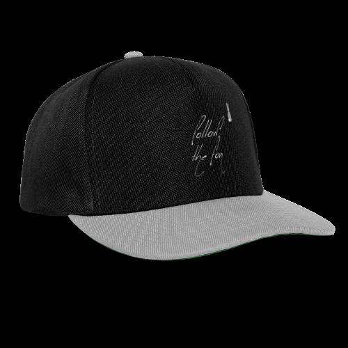 Follow the fun - Snapback Cap