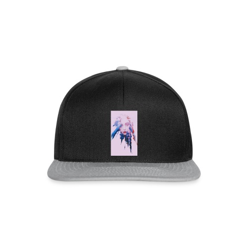 Color girl - Snapback Cap