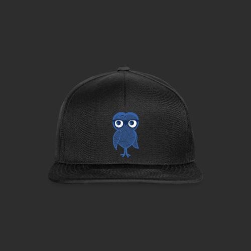 blaue eule - Snapback Cap