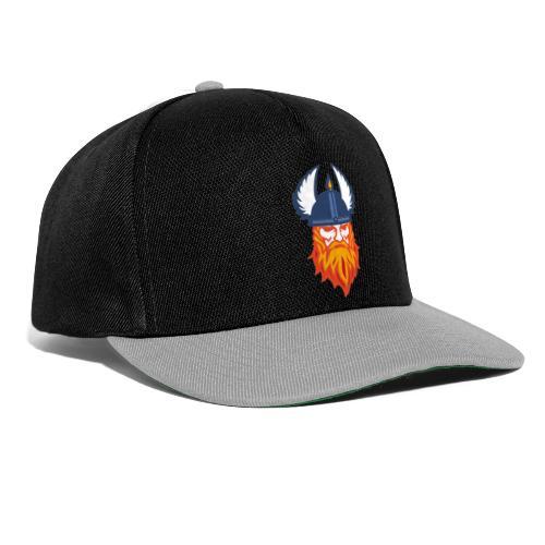 Viking Crafter's Merchandise - Snapback Cap