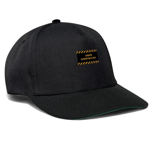 construction industrial - Snapback-caps
