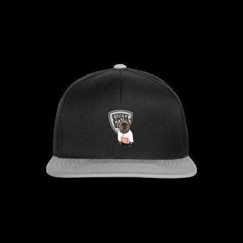 Enja-09 - Snapback Cap