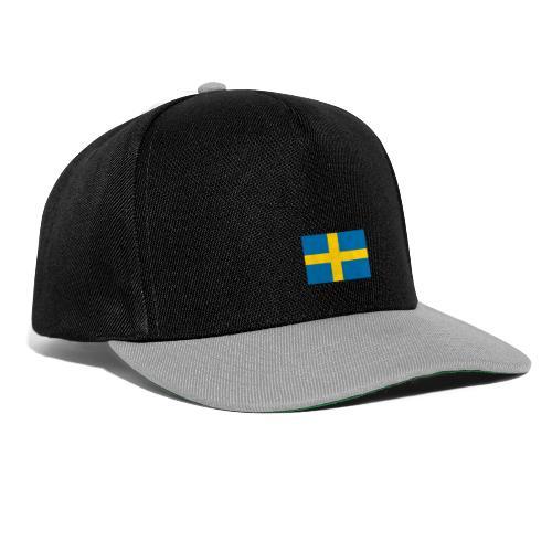 Bandera de Suecia - Gorra Snapback