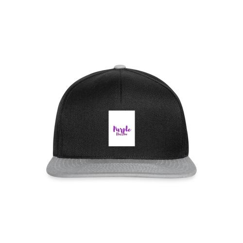 Purple Nation - Snapback-caps