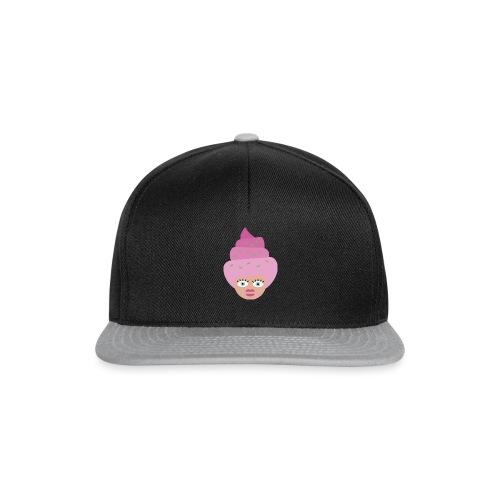Ice cream girl - Snapback Cap