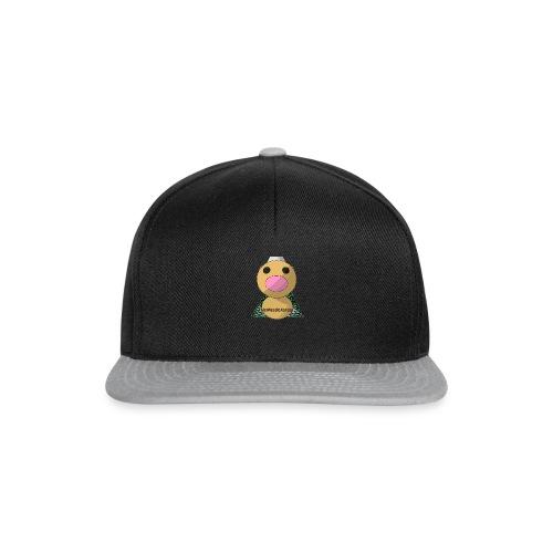HetWeedleKanaal shirt MAAT S/M/L/XL/XXL - Snapback cap