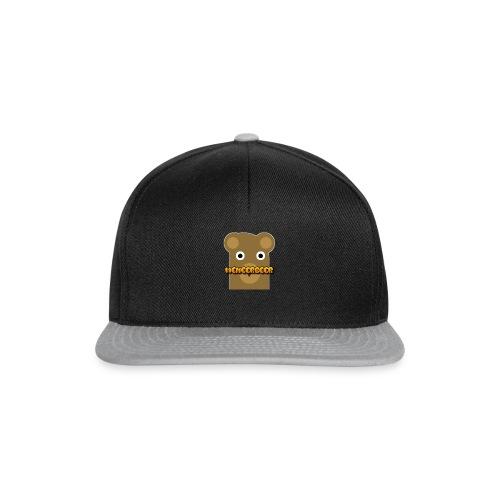 Tekst + logo kleding - Snapback cap