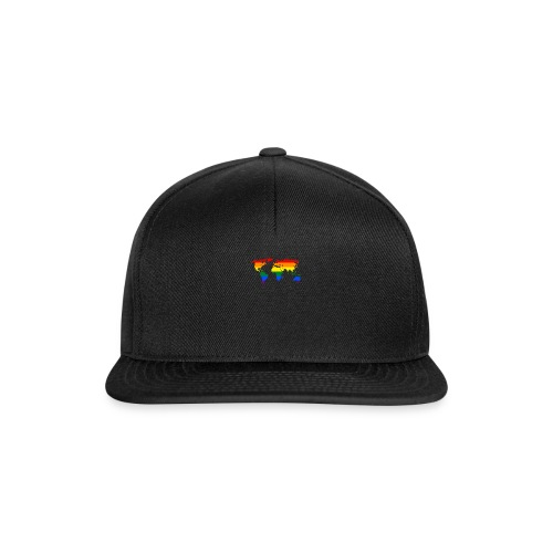 HBTQ WORLD - Snapbackkeps