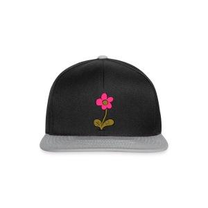 flowershirt-ai - Snapback cap