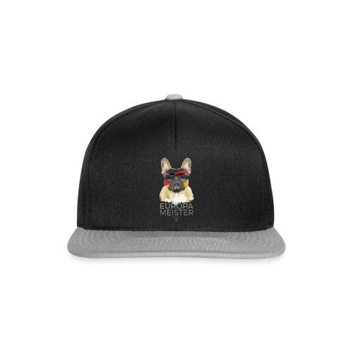 Europameister Deutschland - Snapback Cap