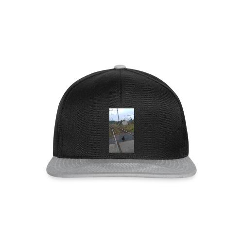 Suicidal chicken - Snapback cap